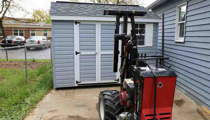 Storage Shed Movers In Portland Or